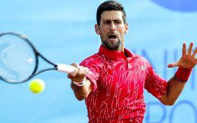 Djokovic dio positivo a coronavirus tras jugar un torneo que él organizó. (Foto: EFE)