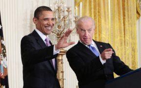 Obama recauda 4 millones de dólares para la campaña de Biden