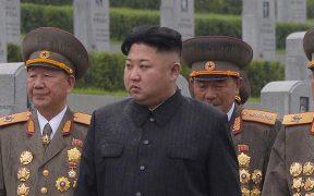 Kim Jong Un, líder de Corea del Norte