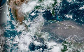 Nube de polvo del Sahara pasará esta semana sobre tres estados de México
