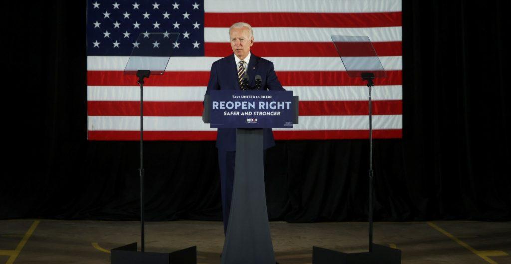 Definen lineamientos para la convención demócrata en la que nominarán a Biden