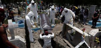 IHME proyecta que México tendrá más de 88 mil muertes por Covid-19 para el 1 de octubre