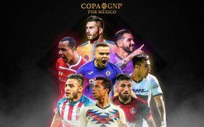 La Copa GNP por México se disputará del 3 al 19 de julio.