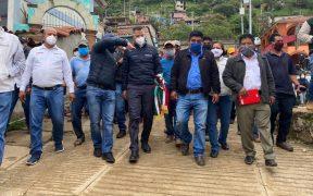 Emiten Declaratoria de Emergencia para 72 municipios en Oaxaca