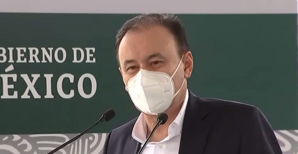 Alfonso Durazo, secretario de Seguridad