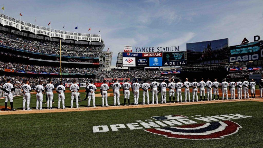 Los Yankees visitarán a Nationals en el juego inaugural de la MLB. (Foto: EFE)