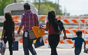 La CBP criticó el ingreso de migrantes durante la pandemia de Covid-19.