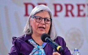 Graciela Márquez, titular de la Secretaría de Economía