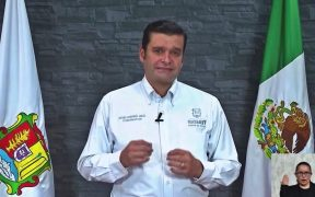 Antonio Echevarría, gobernador de Nayarit