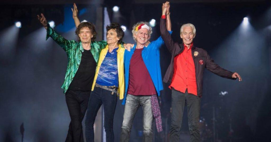 """La canción """"You Can't Always Get What You Want"""" fue utilizada por el equipo de Trump el pasado 20 de junio. Foto: Facebook The Rolling Stones"""