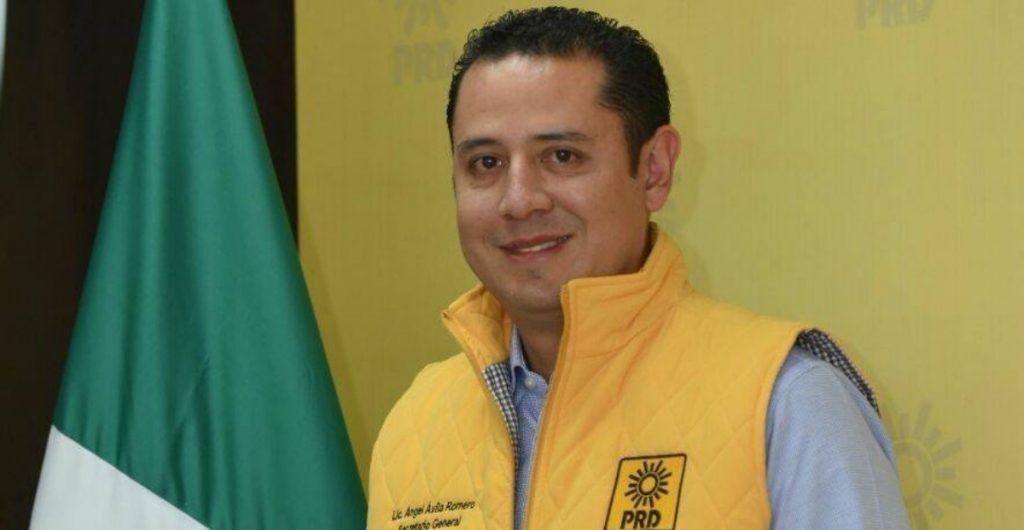 Ángel Ávila, secretario general del PRD