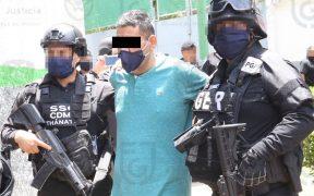 """Trasladan a """"El Vaca"""" y otros cuatro a penal por atentado contra García Harfuch"""