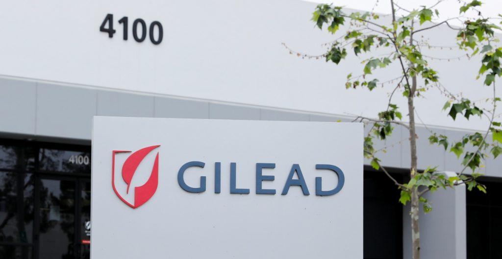 Gilead cobrará 2 mil 340 dólares por tratamiento de remdesivir en Estados Unidos