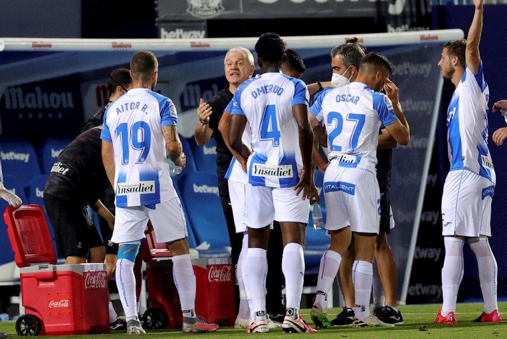 Aguirre y el Leganés buscan motivación para enfrentar al Sevilla. (Foto: EFE)