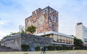 Ciudad Universitaria, UNAM. Foto: Shutterstock