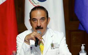 Manuel de la O Cavazos, secretario de Salud de Nuevo León