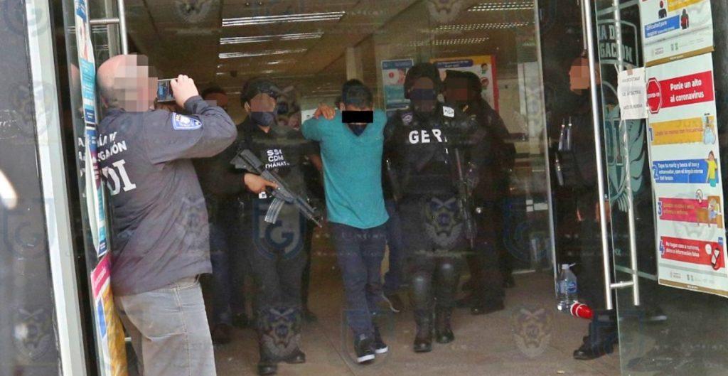 """""""El Vaca"""" arrestado"""