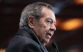 """Muñoz Ledo ve que Morena está """"sin más rumbo que el timonel"""""""
