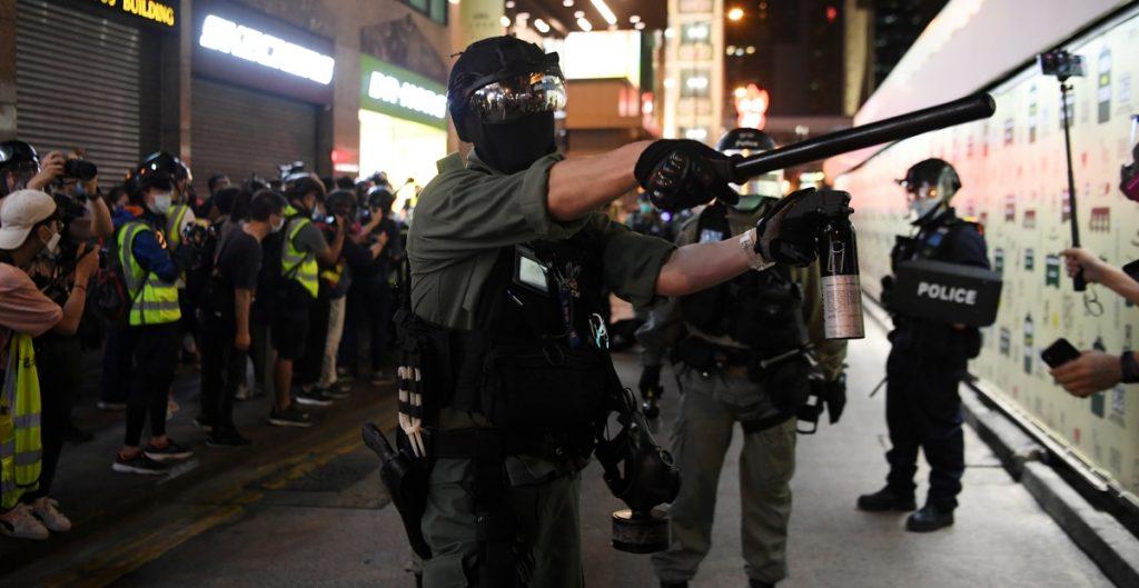China ratifica la polémica ley de seguridad de Hong Kong