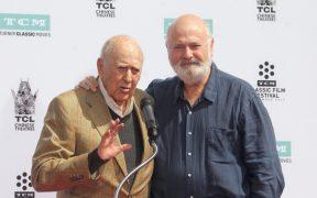 Carl y Rob Reiner
