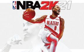 Lillard es el primer elegido para la portada de NBA 2K21. (Foto: 2K)
