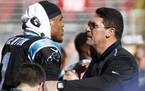 Rivera dirigió a Newton en Carolina. (Foto: EFE)