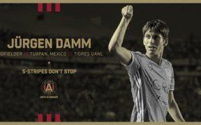 Jürgen Damm llega a Atlanta United de la MLS. (Foto: Atlanta United)