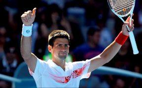 Djokovic y su esposa resultaron negativos tras segunda prueba de coronavirus. (Foto: EFE)