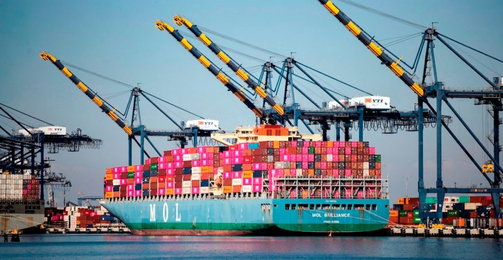 Exportaciones de México a Estados Unidos