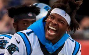 Cam Newton firmó por un año con los Patriots. (Foto: EFE)