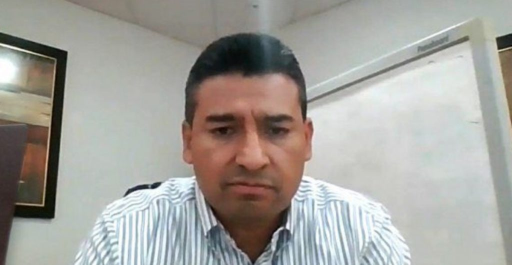 Carlos Zamarripa, fiscal de Guanajuato