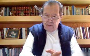 Porfirio Muñoz Ledo, diputado de Morena