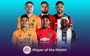 Jiménez, entre los nominados a jugador del mes en Inglaterra.
