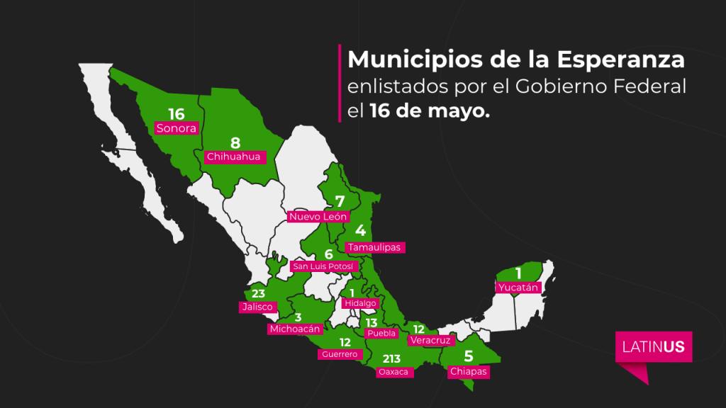 Municipios de la Esperanza