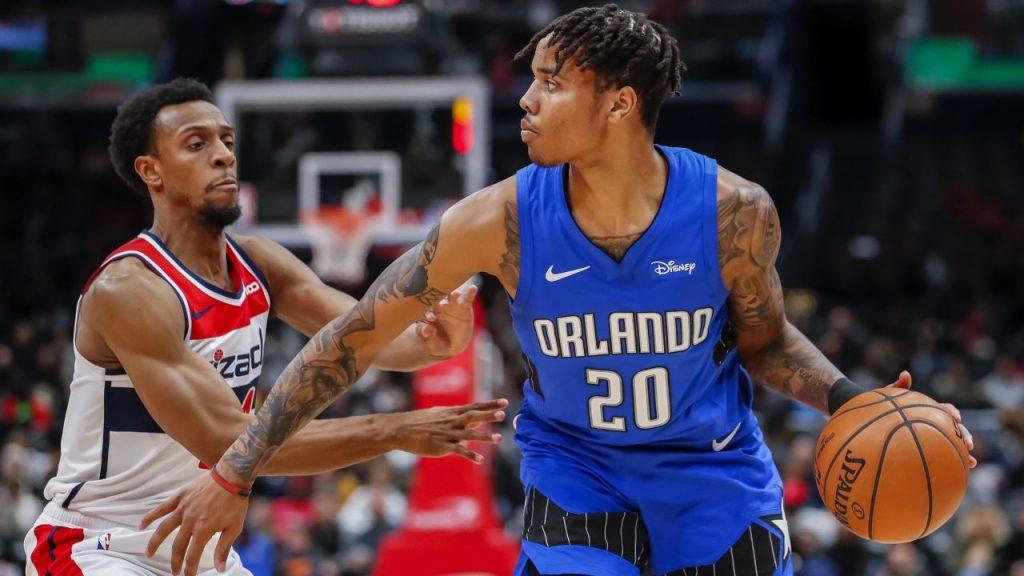 El Magic abrirá los juegos de práctica de la NBA en Orlando. (Foto: EFE)