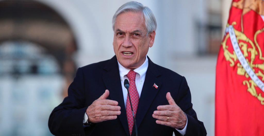 Comienza el juicio político contra Sebastián Piñera en Chile tras filtraciones de Pandora Papers