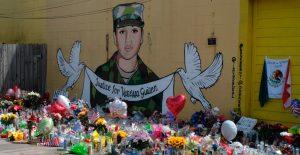 Confirman que restos hallados sí son de la soldado Vanessa Guillén
