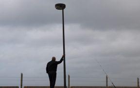 Se espera que Edouard se convierta en una tormenta postropical durante el día. Foto: EFE