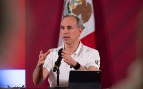 Epidemia de Covid en México podría alargarse hasta marzo o abril: López-Gatell