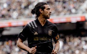 La explicación de Vela recibió el respaldo del LAFC. (Foto: LAFC)