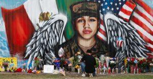 Autoridades militares confirman que restos son de la soldado Vanessa Guillén