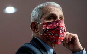 Estados Unidos continúa inmerso en la primera ola de la pandemia: Fauci