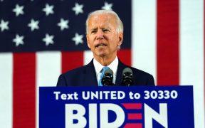 Biden gana las primarias en Delaware y Nueva Jersey