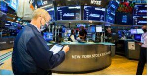 Wall Street abre con ganancias previo al anuncio de la Fed