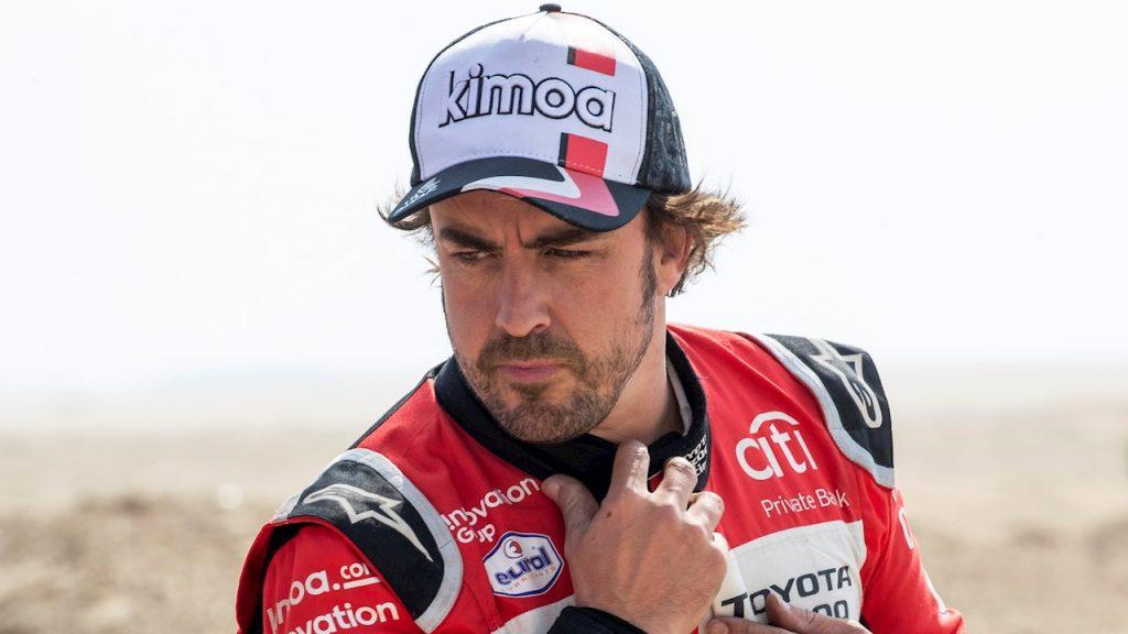 Fernando Alonso volverá en 2021 a la Fórrmula Uno de la mano de Renault. (Foto: EFE)