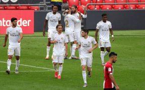 El Real Madrid tiene amplias opciones de ser campeón de LaLiga. (Foto: EFE)