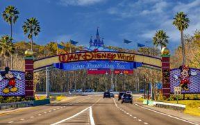 Entrada a Walt Disney World