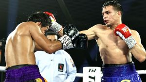Zepeda ganó el duelo de mexicoamericanos al emergente Castañeda.