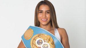 La costarricense Yokasta Valle, campeona mundial de la FIB.