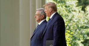 Las frases más destacadas del encuentro de AMLO y Trump